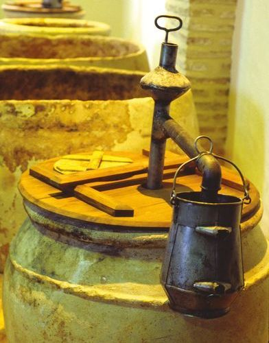 On our olive oil visit, learn about traditional techniques. (Photo: I. Gomez / Turismo Costa del Sol).