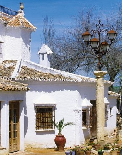 Get to know the beauty of rural Andalusian life. (Photo: J. Hidalgo / Turismo Costa del Sol.
