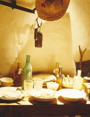 Understand more about the history of olive oil in the museum. (Photo: M. A. Toro / Turismo Costa del Sol).